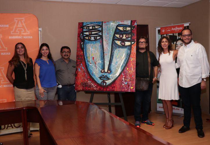 La muestra es organizada por la Universidad Anáhuac-Matab. (Foto:Jorge Acosta)