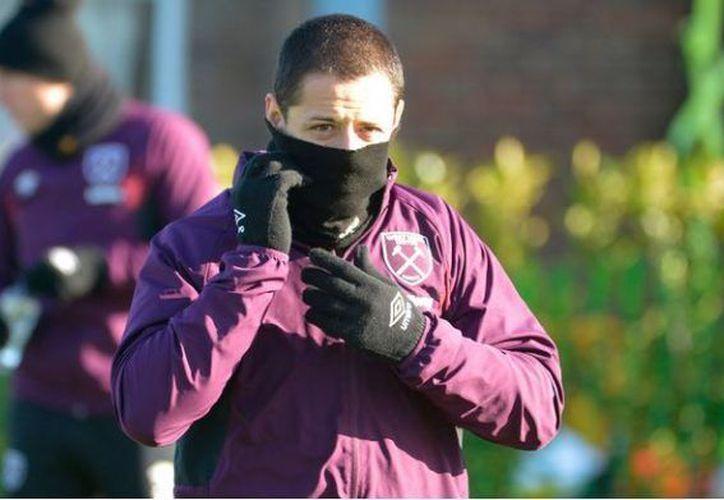 Javier Hernández está listo para volver a las canchas. (Especial)