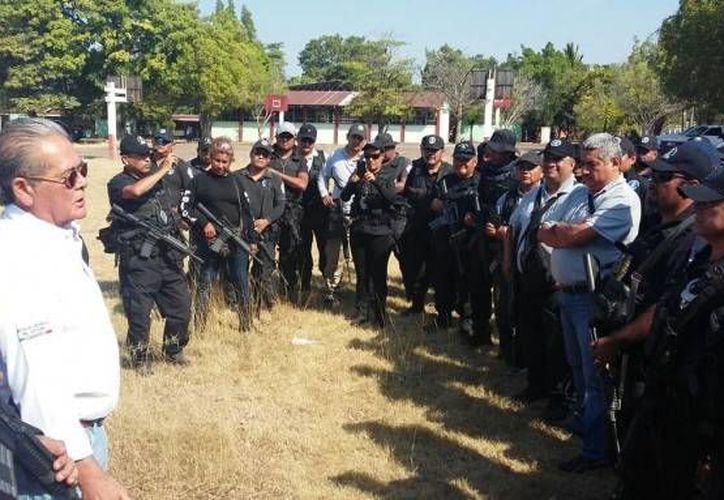'El Tequilero' es buscado por 200 elementos estatales y federales en la sierra de Guerrero. (FGG)