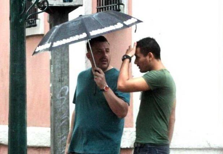Este lunes se esperan tormentas moderadas en Yucatán. (Milenio Novedades)