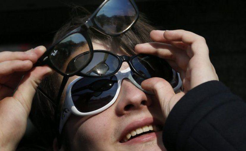 El eclipse solar del próximo 21 de agosto oscurecerá completamente una franja de 100 a 120 kilómetros de ancho que recorrerá Estados Unidos. (Foto: Internet).