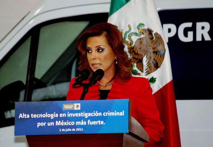 Alfa 4 afirma que se llevó a cabo un plan de vuelo urgente para trasladar a la peinadora de Marisela Morales. (Archivo/Notimex)