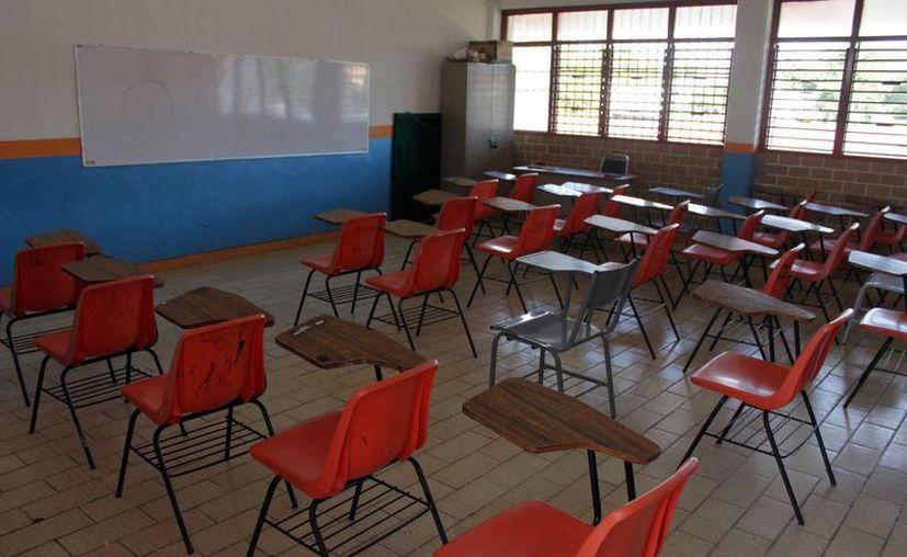 En Yucatán se sumaron a la suspensión de clases por contingencia sanitaria 597 mil 638 alumnos. (SIPSE.com/Archivo)