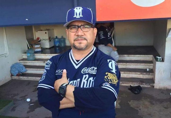 En julio del 2013 'Chapo' tomó el mando del equipo de béisbol. (Contexto)