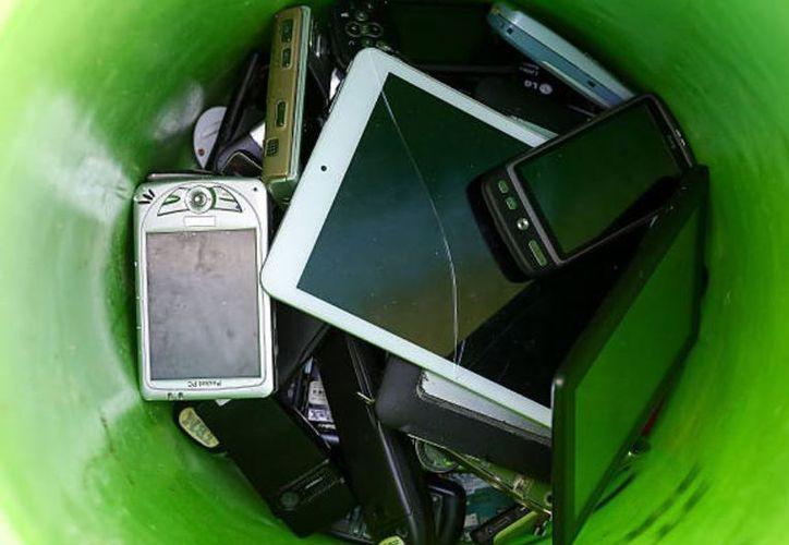 México, el tercer país que desecha la mayor cantidad de la basura tecnológica en América. (Getty Images)
