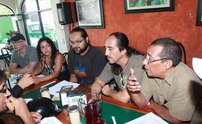 Los organizadores esperan que este evento abra los foros y espacios públicos a actividades culturales. (Adrián Barreto/SIPSE)