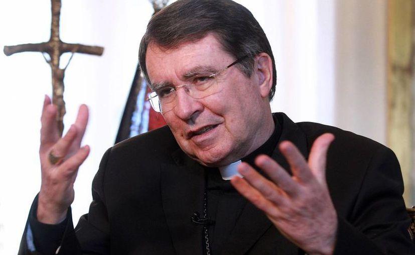 Christophe Pierre será el nuevo embajador del Vaticano en Estados Unidos en lugar de Carlo María Vigano. (Archivo/Notimex)