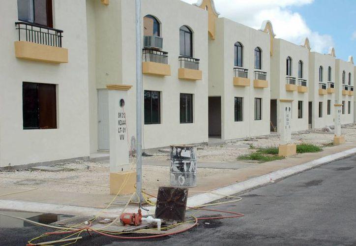 Dos mil viviendas verticales estarán en el municipio de Benito Juárez. (Tomás Álvarez/SIPSE)