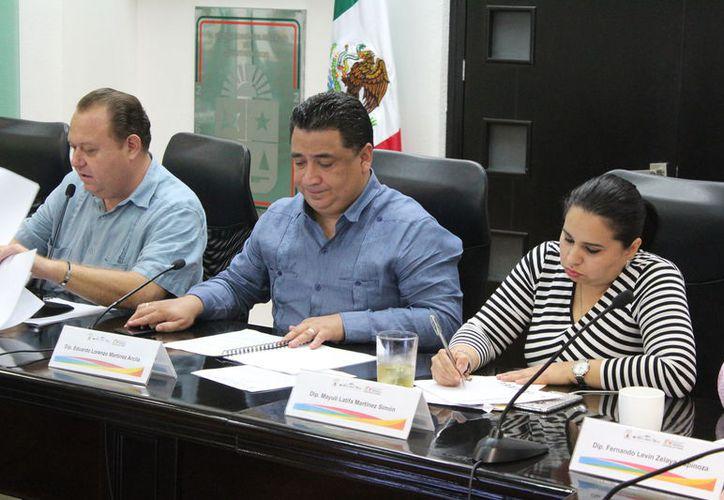 La Comisión de Justicia de la XV Legislatura podría retomar el 15 de febrero los procesos de juicios políticos. (Joel Zamora/SIPSE)