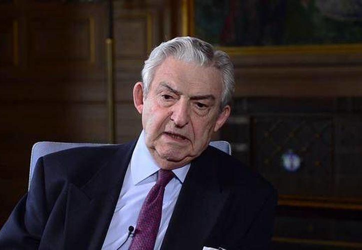 Roberto Servitje siempre fue hombre de negocios visionario. (vimeo.com)