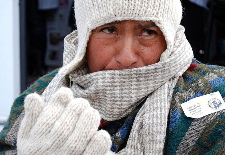 El Meteorológico Nacional indicó que la región del Pacífico Norte registrará clima de frío a muy frío por la mañana y noche. (Archivo/Notimex)