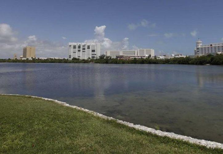 Dentro de los proyectos planean restaurar la laguna Bojórquez. (Cortesía/SIPSE)