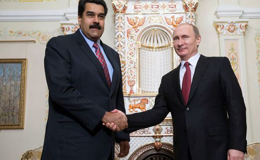 Los mandatarios de Venezuela y Rusia sostendrán una cumbre bilateral el 25 de septiembre. (Foto: AP)