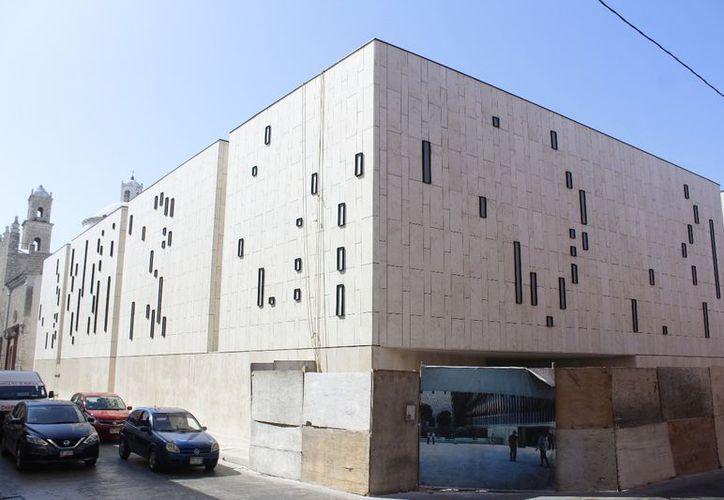 El nuevo centro cultural edificado en el centro de Mérida incluirá antecedentes de las etapas prehispánica, colonial y las melodías del siglo XIX. (SIPSE)