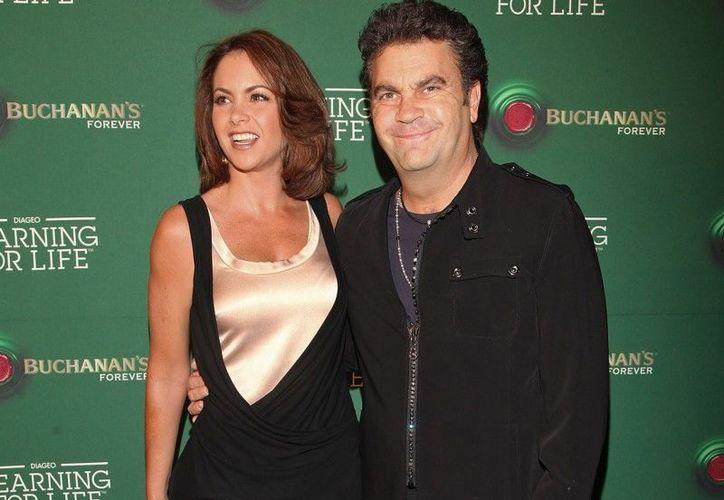 Lucero y Mijares se divorciaron en 2011, luego de 14 años de matrimonio. (Getty Images)
