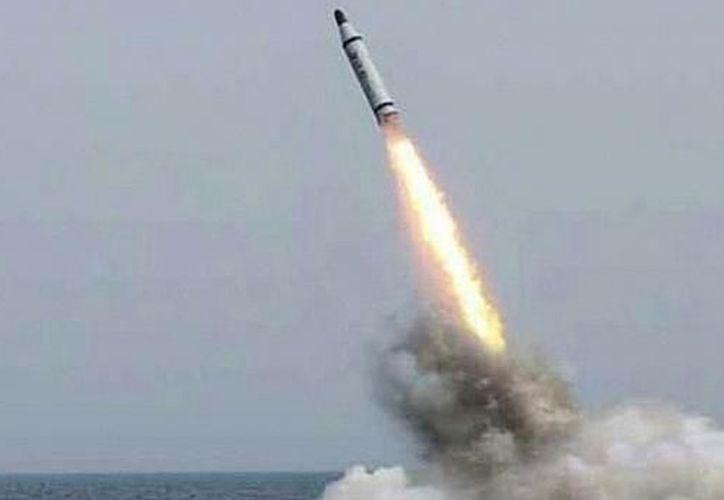 Los expertos militares surcoreanos están analizando el tipo y alcance del proyectil. (ABC).