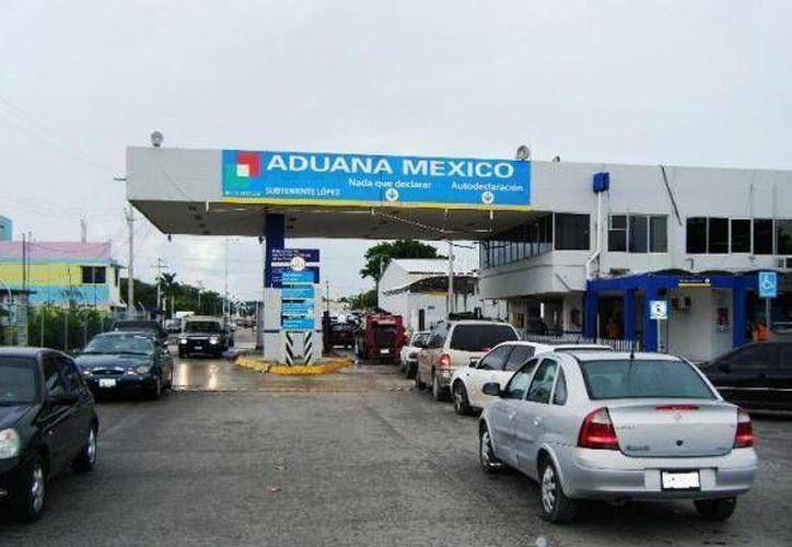 La frontera sur, en Quintana Roo es uno de los pasos para muchos inmigrantes que buscan mejor calidad de vida. (Archivo/SIPSE)