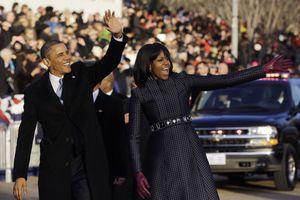 Washington de fiesta por nuevo mandato de Obama