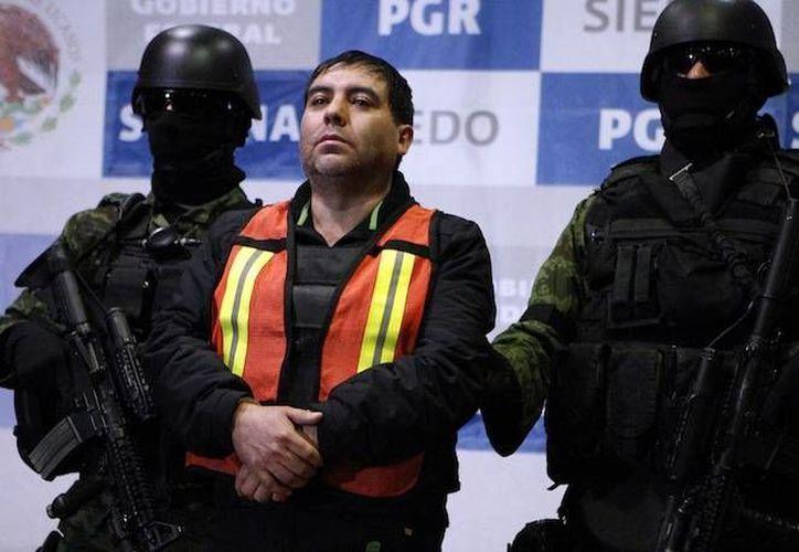 Cabrera Sarabia fue detenido por elementos del Ejército en el residencial Colinas de San Miguel. (siempre.com.mx)