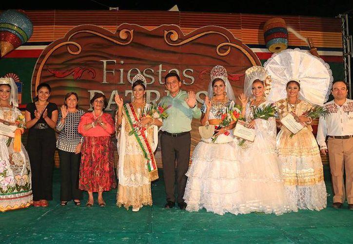"""El certamen tuvo lugar en el """"Parque Quintana Roo"""". (Cortesía/SIPSE)"""