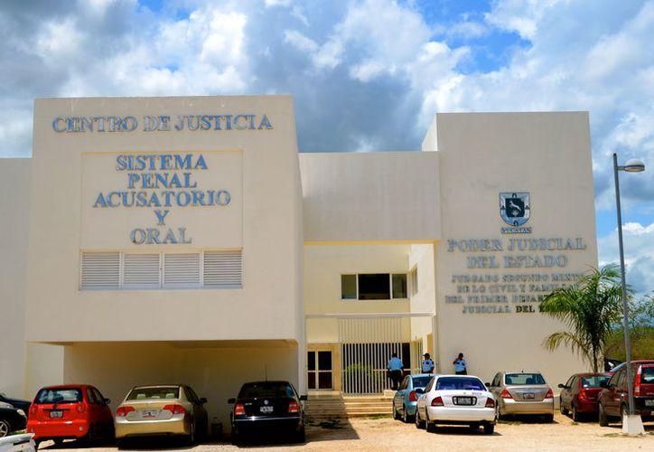 Será el 28 de junio cuando se lleve a cabo la audiencia de vinculación. (Novedades Yucatán)