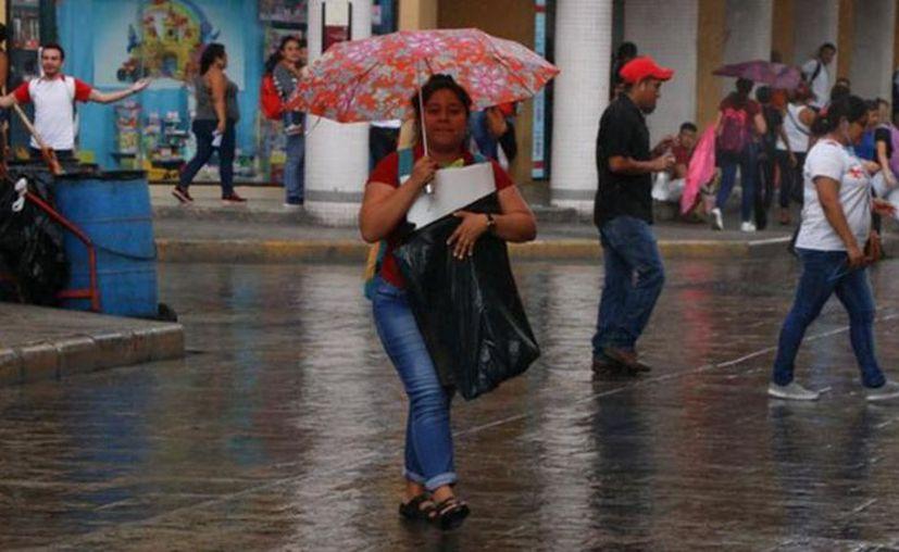Las temperaturas serán calurosas a muy calurosas durante el día. (Novedades Yucatán)
