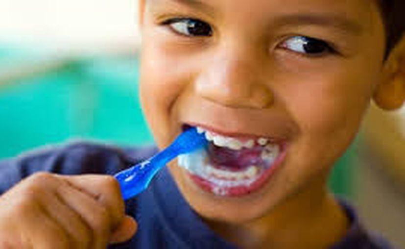Es importante que los padres de familia acostumbren a realizar el cepillado de dientes previo al desayuno y posteriormente. (Internet)