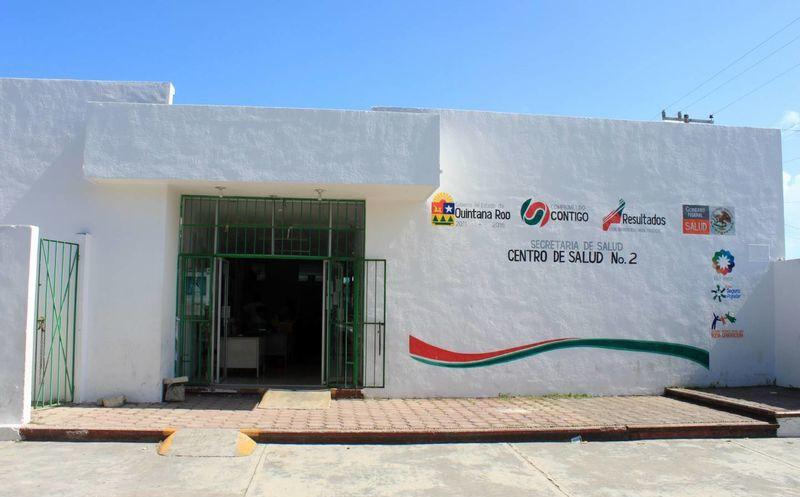 Refuerzan la presencia m dica en majahual durante la - Centro de salud merida ...