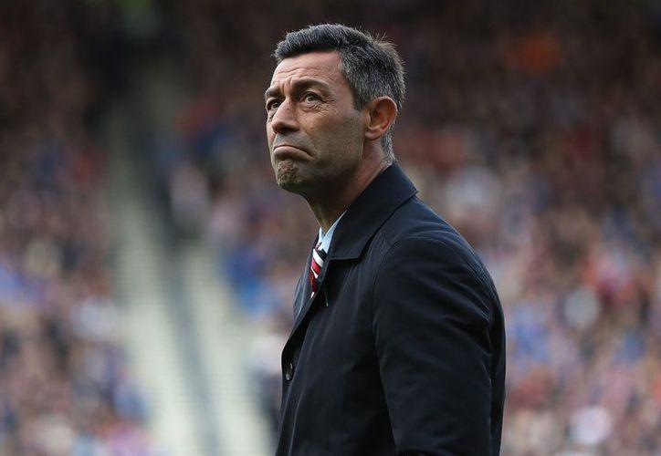 Pedro Caixinha ha dejado su cargo como director técnico de los Rangers FC. (Getty Images).