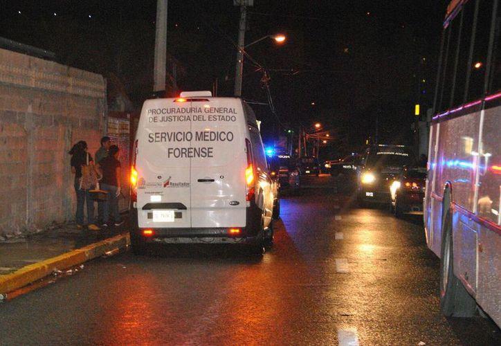 Un hombre fue herido de bala en un hotel de la Supermanzana 64 de Cancún. (Redacción/SIPSE)