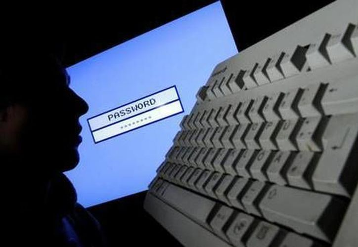 Pese a las advertencias para quienes usan el internet y las redes sociales, la 123456 sigue siendo la contraseña más común. (Foto tomada de ansa)