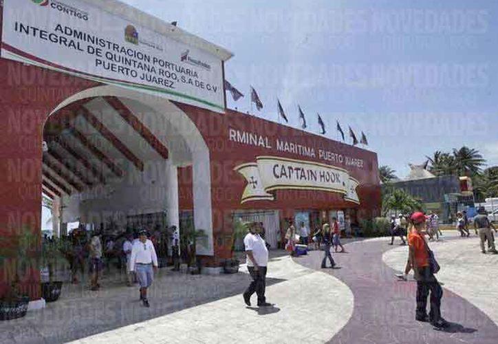 La naviera operaría en el muelle de Administración Portuaria Integral de Puerto Juárez. (Jesús Tijerina/SIPSE)