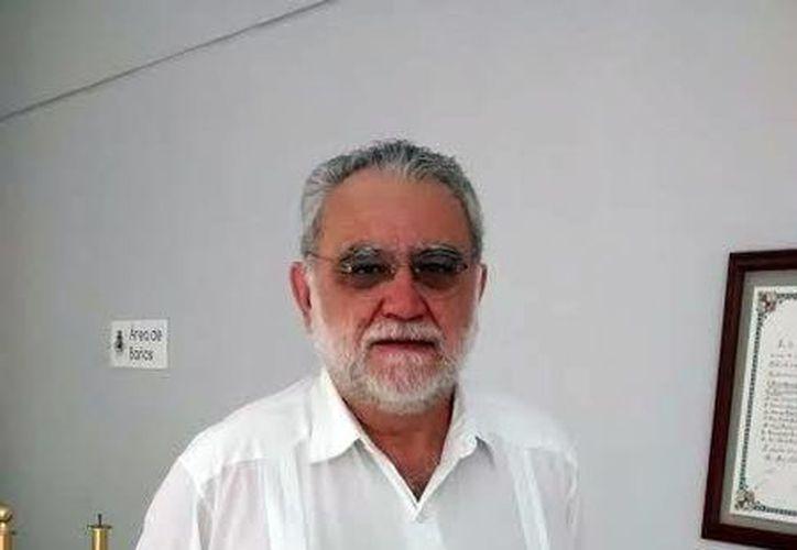 El director del Festival Internacional de Cine de Guadalajara (FICG), Ivan Trujillo Bolio, visitó Yucatán para la inauguración del Segundo Festival Internacional de Cine de Mérida y Yucatán (FICMY) 2016. (Milenio Novedades)