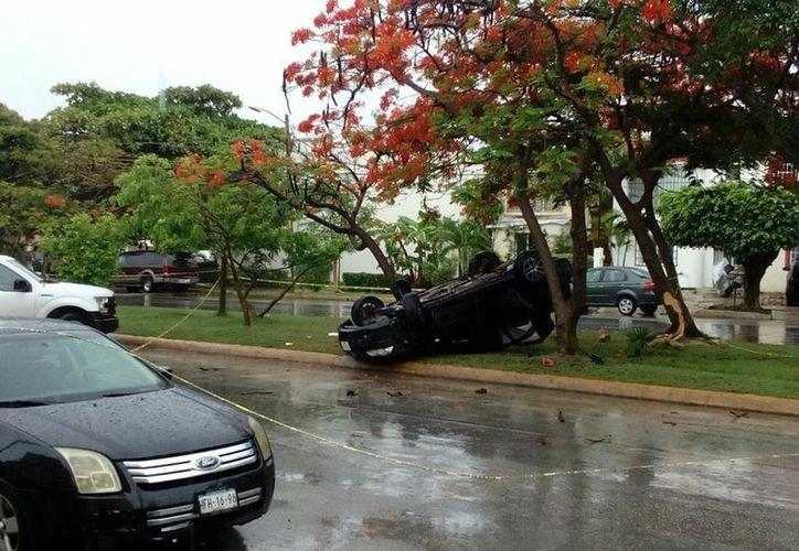 Los hechos ocurrieron en la Supermanzana 45, de Cancún. (SIPSE)