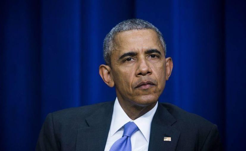 El presidente Obama desafía a los republicanos al nominar a un magistrado musulmán como juez federal. (EFE)