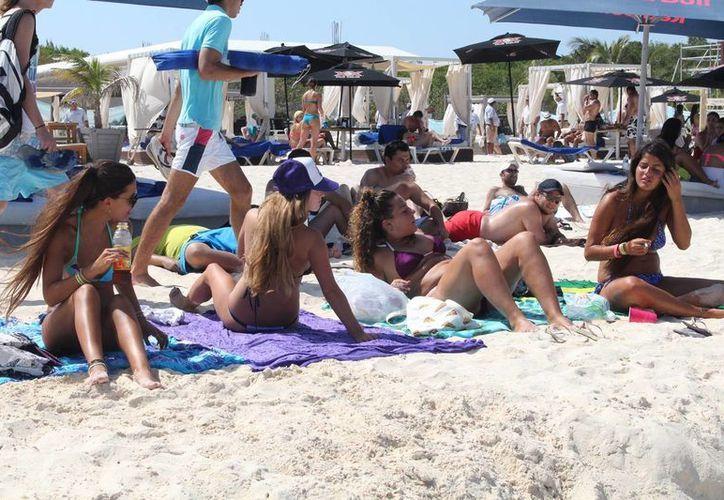 Los empresarios de la Riviera Maya acordaron pedir al gobierno entrante crear una secretaría de turismo sustentable. (Adrián Barreto/SIPSE)