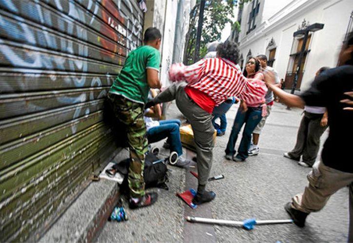 La Cota 905 es una zona con altos índices de violencia en Caracas. (Contexto/Internet).