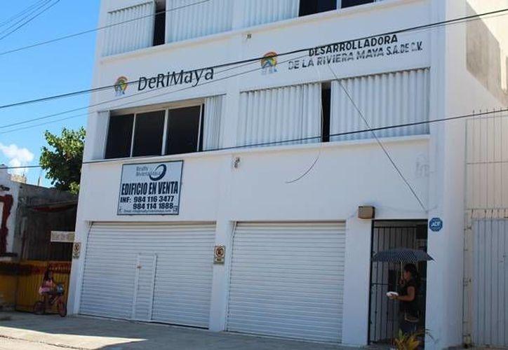 La Desarrolladora de la Riviera Maya ya tiene una denuncia por fraude calificado en su contra.  (Yesenia Barradas/SIPSE)