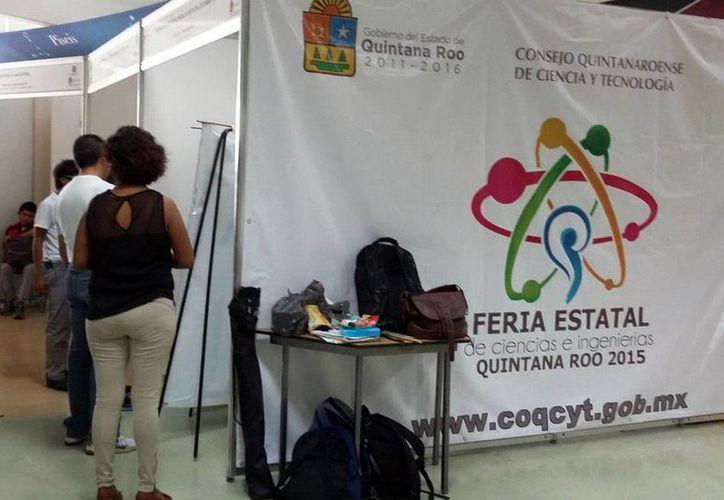 La Feria de Ciencias e Ingenierías se realizará en el Planetario Ka' Yok' de Cancún. (Redacción/SIPSE)