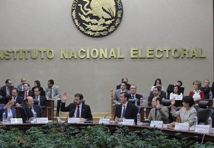 El INE avaló la elección de los diputados que conformarán la Asamblea Constituyente de la Ciudad de México. (Archivo/NTX)