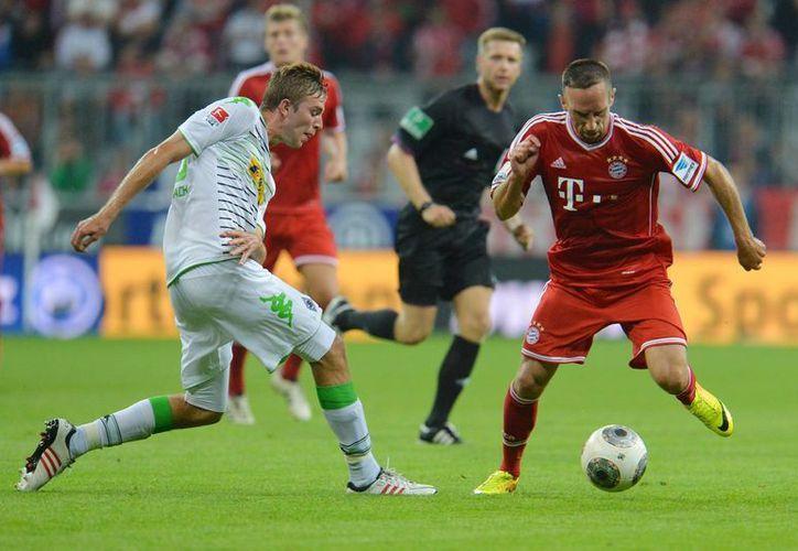 El Bayern se apuntó los primeros tres puntos de la temporada. (Foto: Agencias)