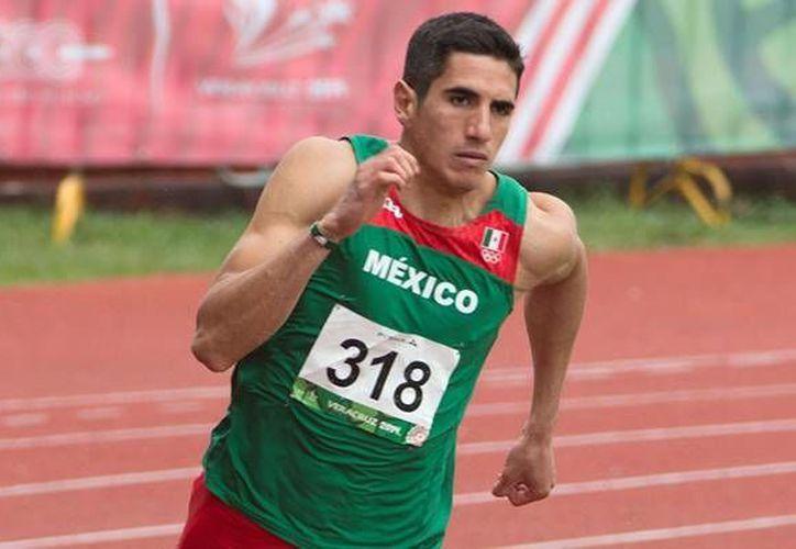 A sus 30 años, José Carlos Herrera competirá en sus segundos Juegos Olímpicos cuando represente a México en la prueba de los 200 metros planos en Río. (Imagen tomada de info7.mx)