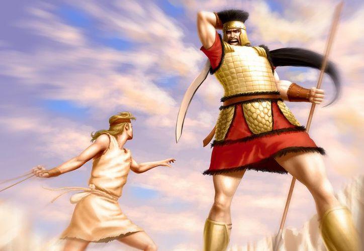 """En esta ocasión Cine Café trae una historia bíblica """"Davis y Goliat"""". (Redacción/SIPSE)"""