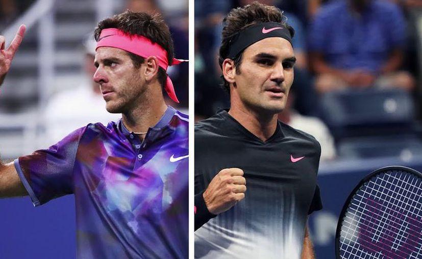 Juan Martín Del Potro buscará su primer título en un Masters ante el suizo Roger Federer. (Contexto/Internet)