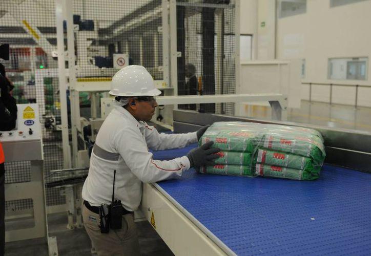 Peña Nieto visitó las instalaciones de la nueva planta Nestlé Purina en Silao, Guanajuato. (Presidencia)