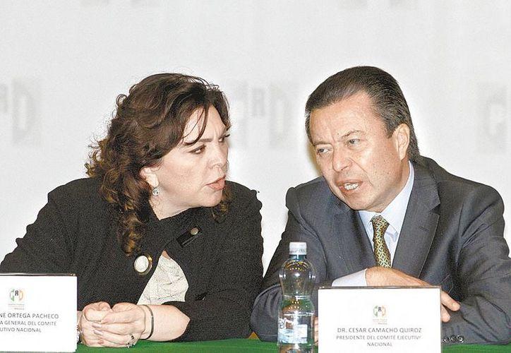 La dirigencia del tricolor aseguró que buscará la victoria en las 14 contiendas estatales de 2013. (Milenio)