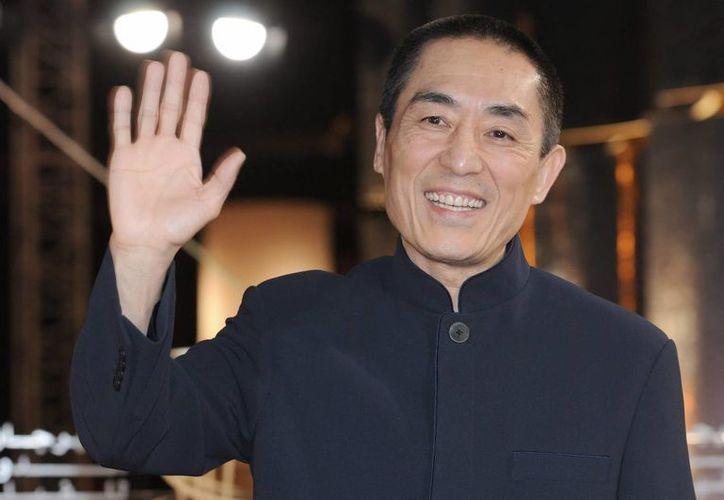 El ascenso en fama y fortuna de Zhang Yimou ha ido acompañado de crecientes críticas tanto dentro de China  como en el exterior. (EFE)
