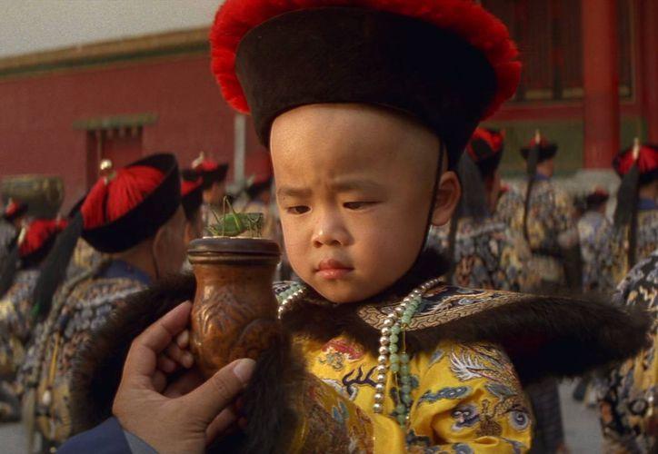 El filme 'El último emperador', de 1987, es uno de los que se proyectará durante el maratón de 12 horas de Canal 22. (dcinehd.com)