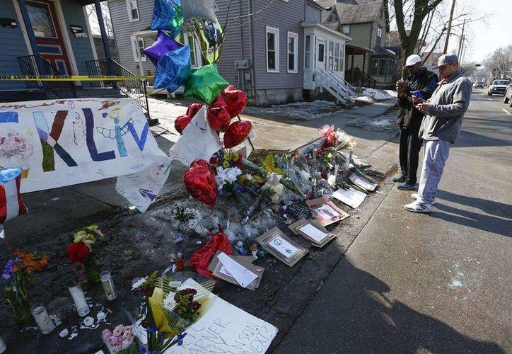 Tony Robinson, un joven de 19 años, murió el pasado marzo por los disparos del agente Matt Kenny, en Madison, Wisconsin. (EFE/Archivo)