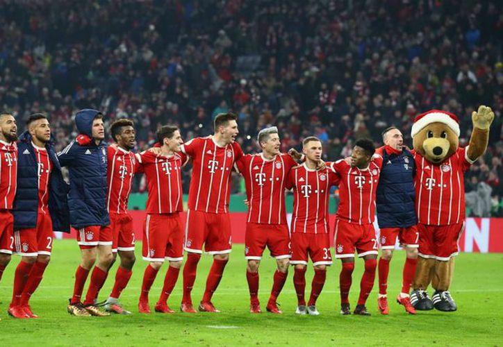 Desde hace varias temporadas el Bayern Munich pasa una semana por año en Qatar. (Goal)
